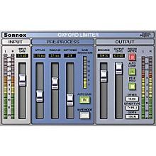 Sonnox Oxford Limiter (HD-HDX) Software Download