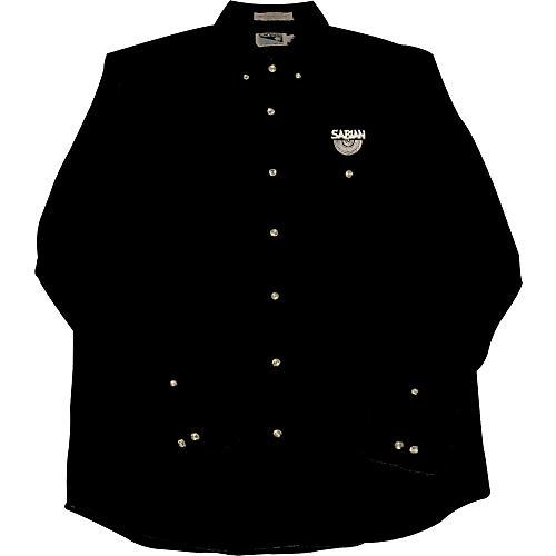 Sabian Oxford Long Sleeve Dress Shirt-thumbnail