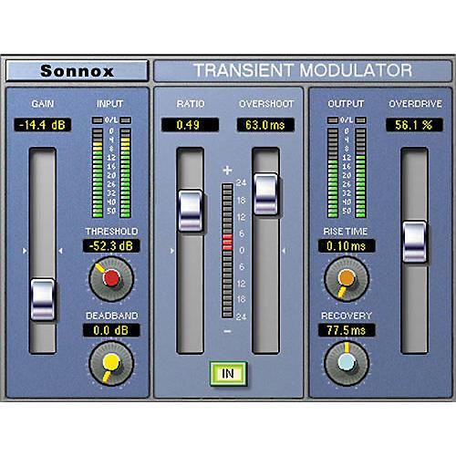 Sonnox Oxford TransMod (HD-HDX)