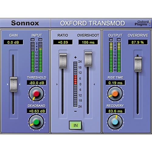 Sonnox Oxford Transient Modulator (PowerCore)