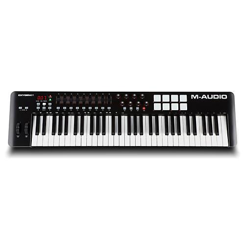 M-Audio Oxygen 61 MKIV-thumbnail
