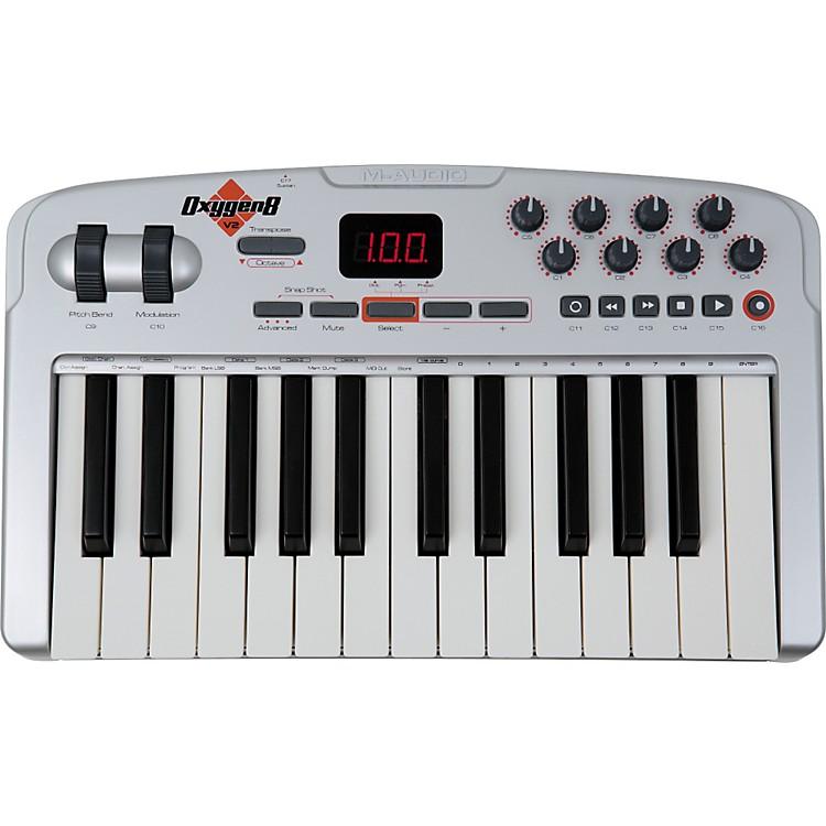 M-AudioOxygen 8 v2 25-Key MIDI USB Keyboard Controller
