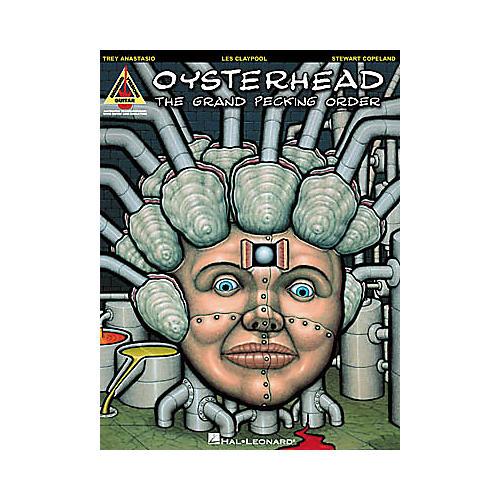 Hal Leonard Oysterhead - The Grand Pecking Order