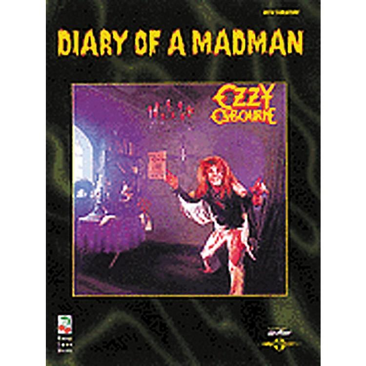 Hal LeonardOzzy Osbourne Diary of a Madman Guitar Tab Songbook