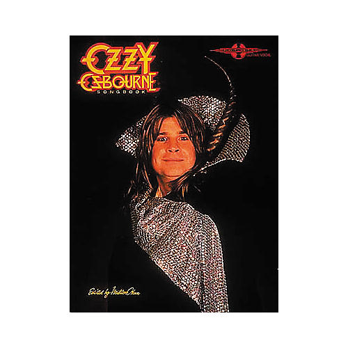 Hal Leonard Ozzy Osbourne Songbook GV