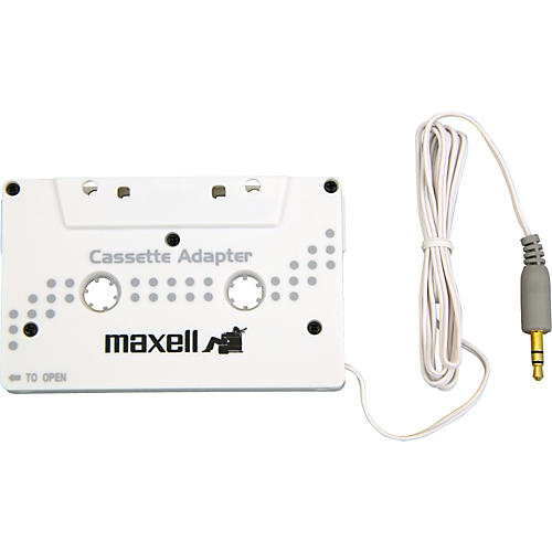 Maxell P-10 Cassette Adapter for iPod-thumbnail