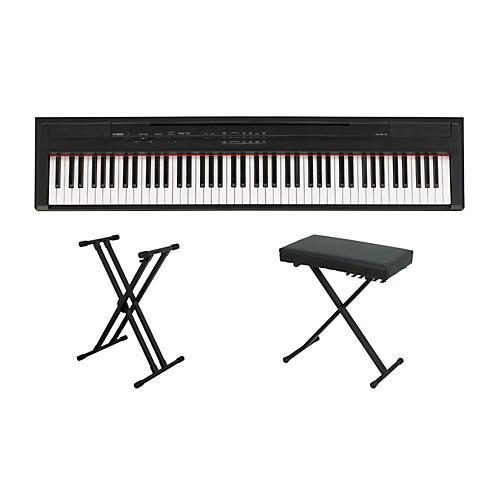 Yamaha P-105 Keyboard Package 3