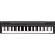 Yamaha P-115 88-Key Weighted Action Digital Piano with GHS Action Black