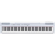 Yamaha P-115 88-Key Weighted Action Digital Piano with GHS Action White