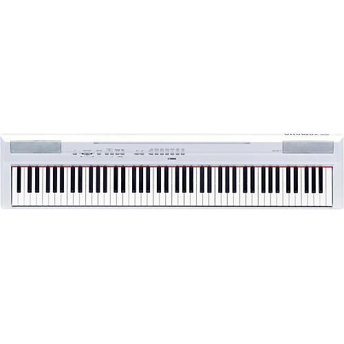 yamaha p 115 88 key weighted action digital piano with ghs