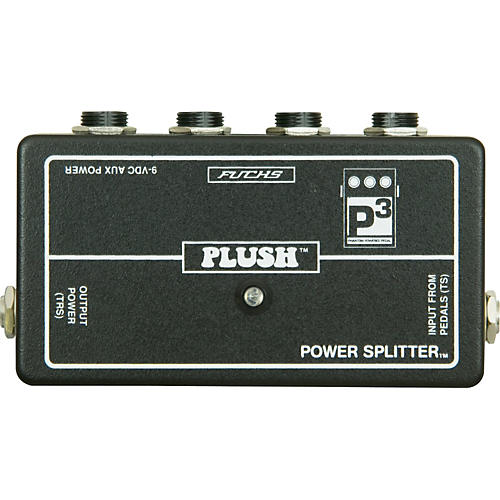 Plush P-3 Power Splitter DC Power Supply