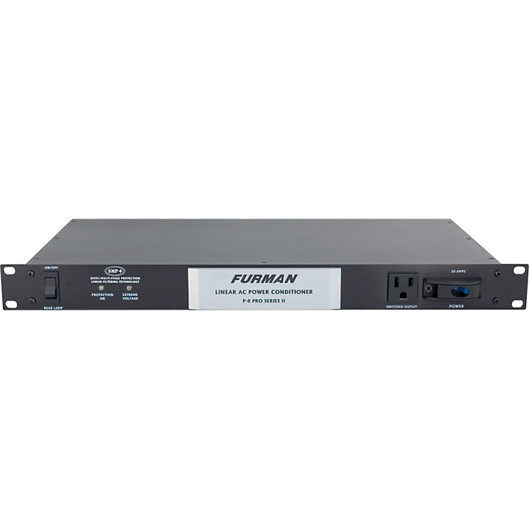 Furman P-8 PRO II Advanced Power Conditioner