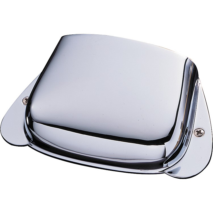 Fender P Bass Bridge Cover Chrome