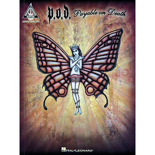 Hal Leonard P.O.D. - Payable On Death Book