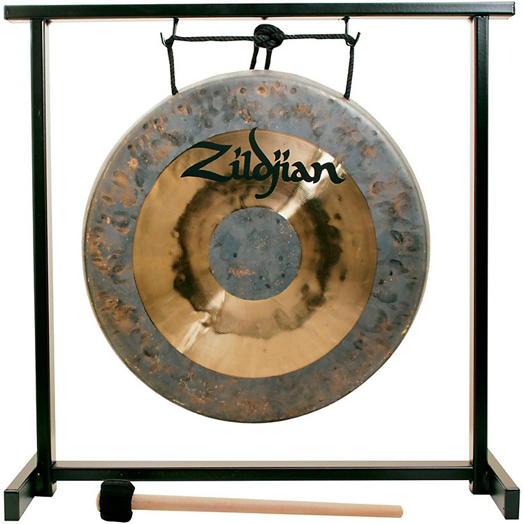Zildjian P0565 Traditional Gong and Stand Set