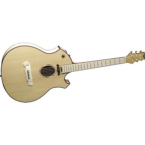 Parker Guitars P10E Acoustic-Electric Cutaway Guitar
