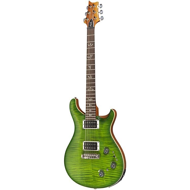 PRSP22 Pattern Regular Neck Flame 10-Top Electric GuitarEriza Verde