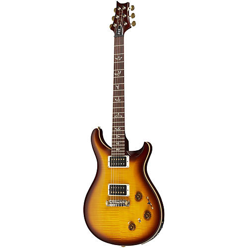 PRS P22 Pattern Regular Neck Flame 10-Top with Hybrid Hardware Electric Guitar