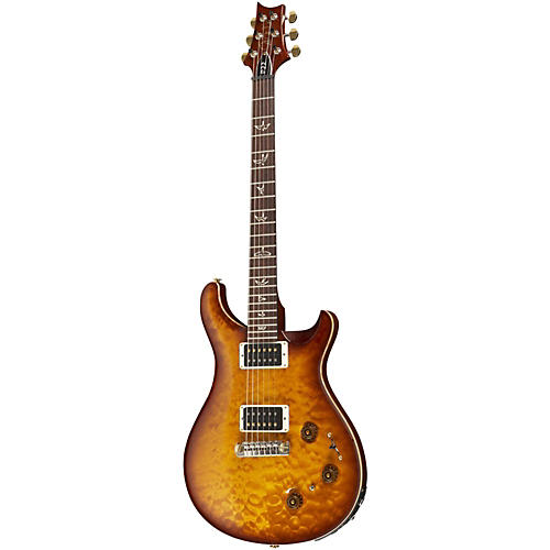 PRS P22 Pattern Regular Neck Quilt 10-Top with Hybrid Hardware Electric Guitar Gold Burst