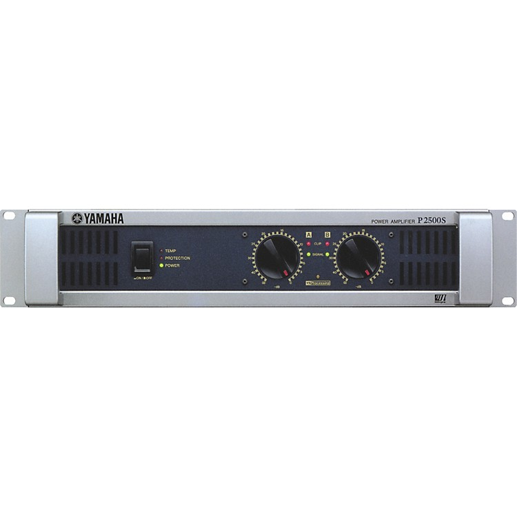 Yamaha P2500S Dual Channel Power Amp
