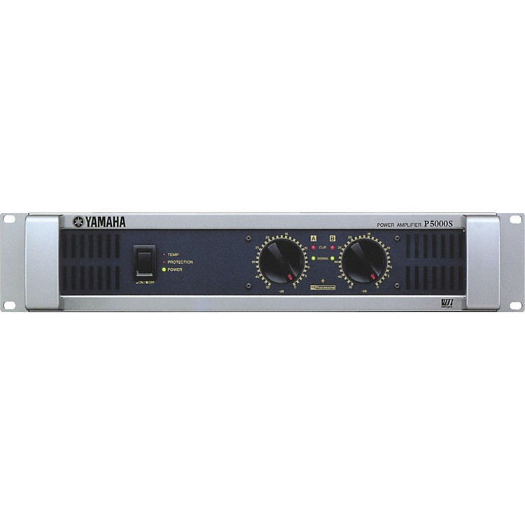 Yamaha P5000S Dual Channel Power Amp