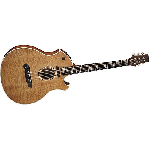 Parker Guitars P7EQS Acoustic-Electric Cutaway Guitar-thumbnail