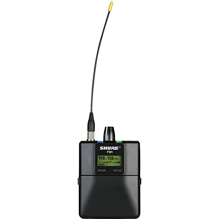 ShureP9R PSM900 Bodypack Receiver