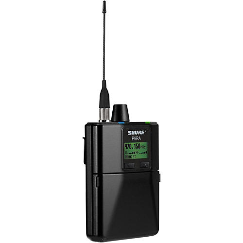 Shure P9RA Rechargeable Bodypack Receiver
