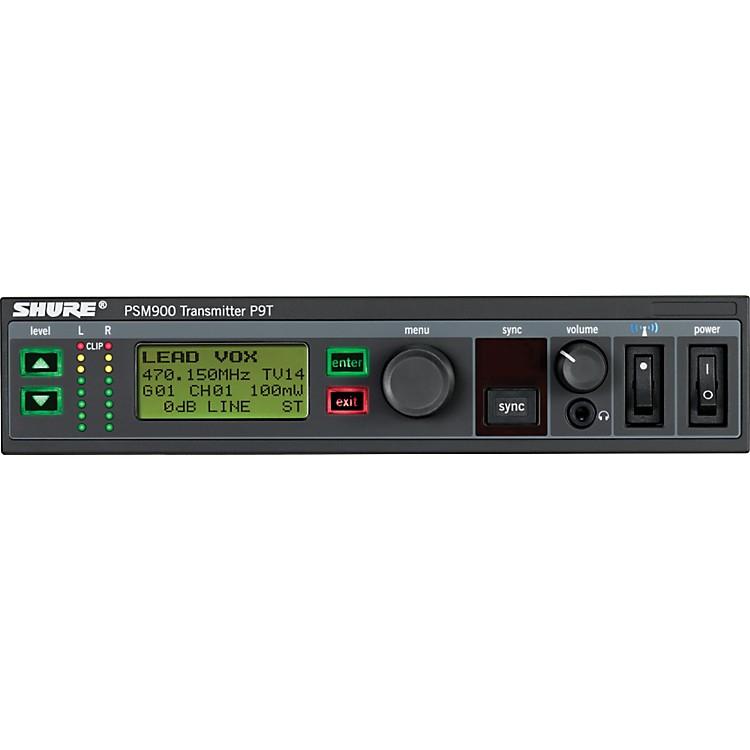 ShureP9T PSM900 TransmitterG6