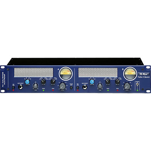 TL Audio PA-1 Dual Pentode Tube Preamp