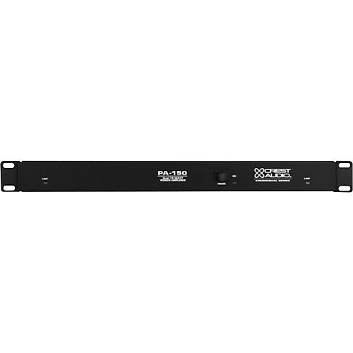 Crest Audio PA 150 150W Power Amplifier-thumbnail