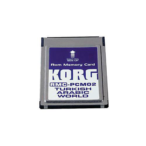Korg PA80 Turkish/Arabic 8MB PCM Expansion Board