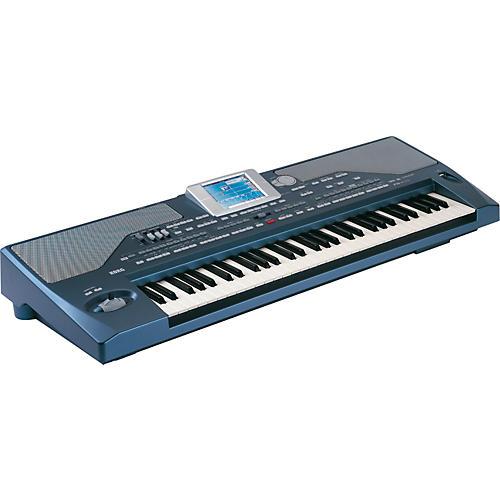 Korg PA800 w/Dual MP3 & 80GB HD