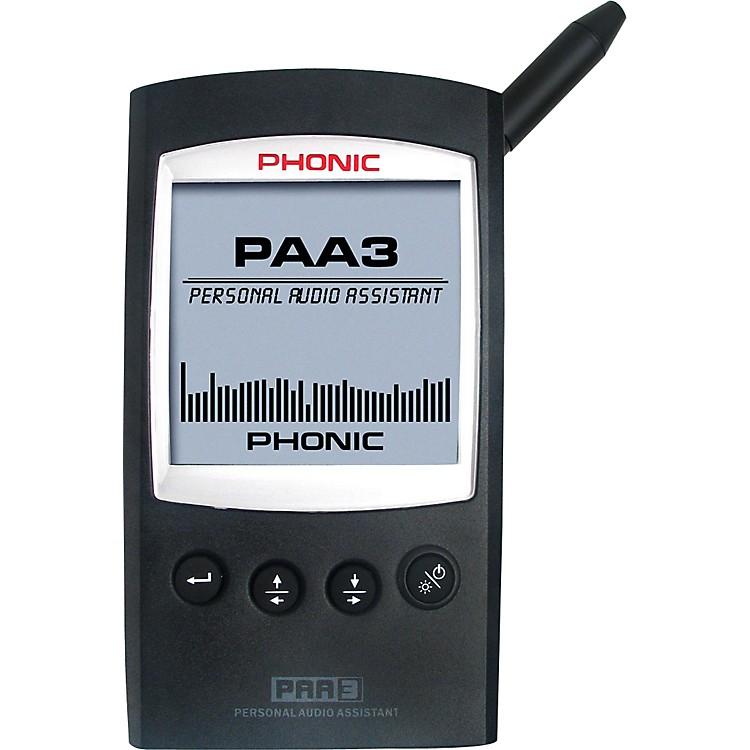 PhonicPAA3 Audio Analyzer