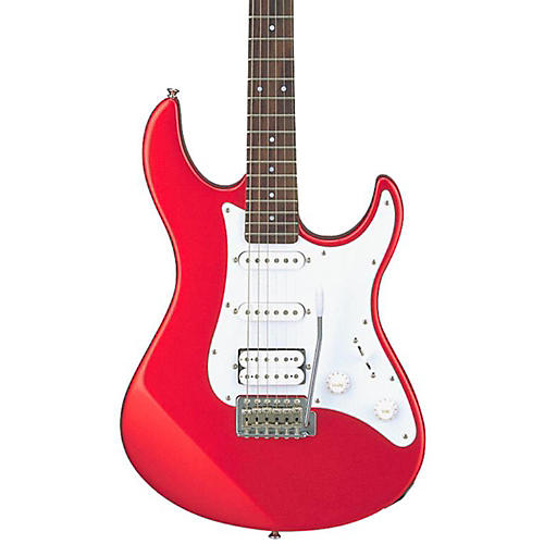 Yamaha PAC112J Electric Guitar Red Metallic