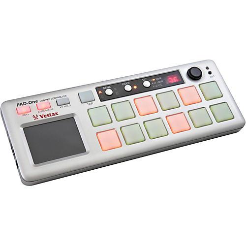 Vestax PAD-One USB MIDI Pad Controller