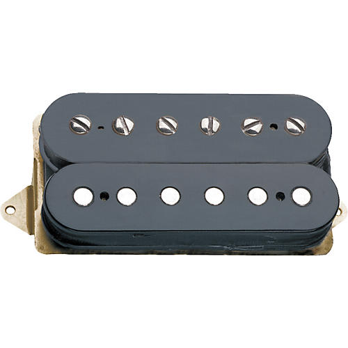 DiMarzio PAF DP103 Humbucker 36th Anniversary Guitar Pickup Black F-Spaced
