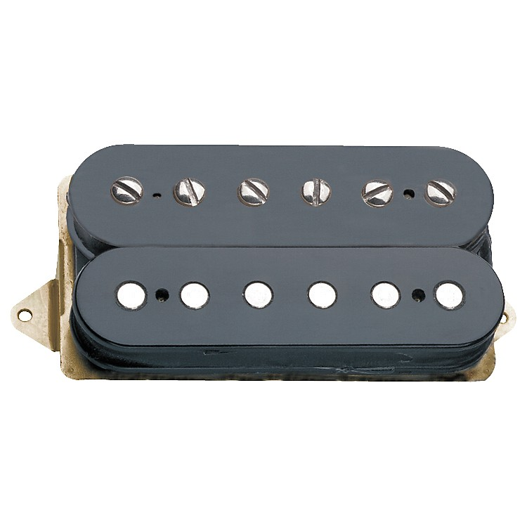 DiMarzio PAF DP103 Humbucker 36th Anniversary Guitar Pickup Black/White F-Spaced