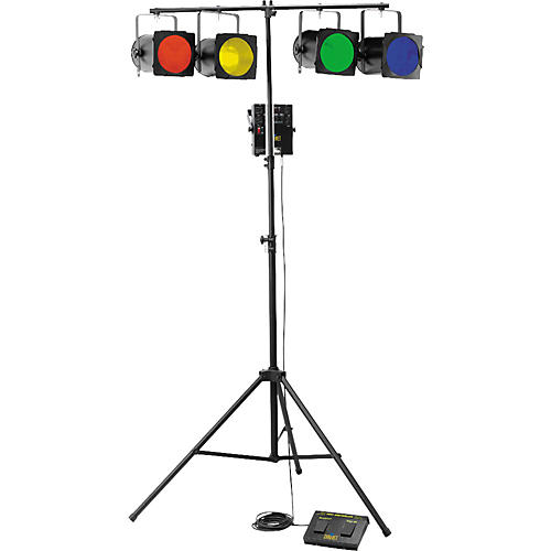 CHAUVET DJ PAR 38 Lighting System-thumbnail