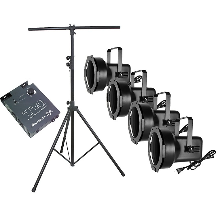 ElationPAR-38/T4 Lighting Package