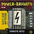 Thomastik PB108 Power-Brights Bottom Extra Light Guitar Strings  Thumbnail