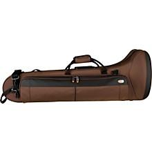 Protec PB306CTCH Contoured Straight/F Attachment Tenor Trombone PRO PAC Case PB306CTCH Chocolate