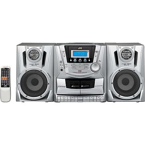 JVC PC-X270 CD Cassette BoomBox