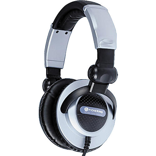 Pickering PC100 Stereo Folding Headphones