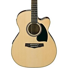Ibanez PC15ECENT Performance Grand Concert Acoustic-Electric Guitar Level 1 Natural