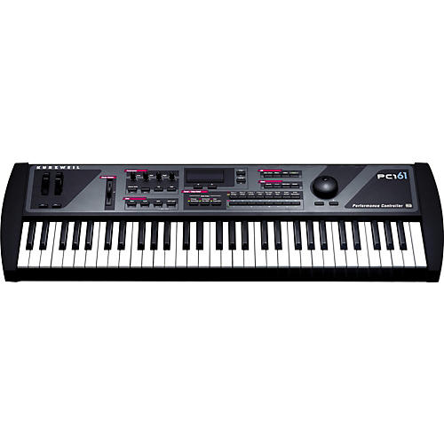 Kurzweil PC161 61-Key Performance Controller Keyboard