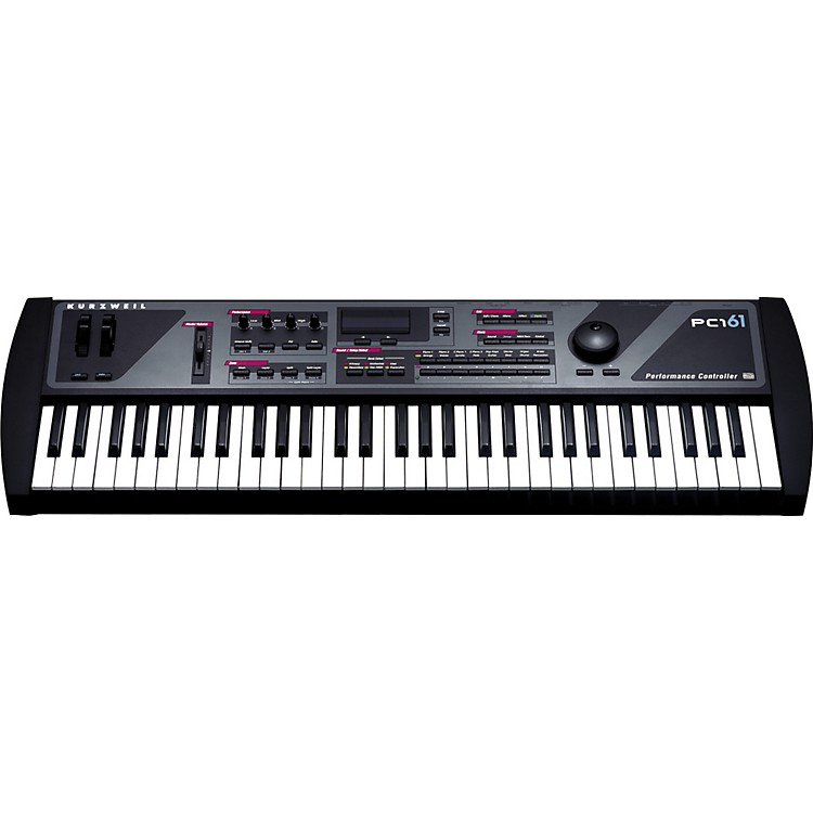 KurzweilPC161 61-Key Performance Controller Keyboard