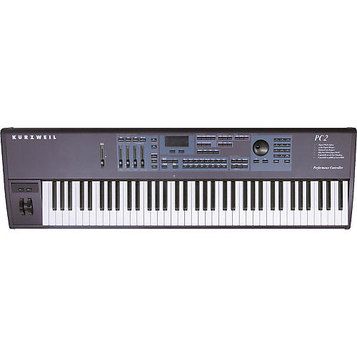 Kurzweil PC2/O 76-Key Performance Keyboard with Orchestra ROM