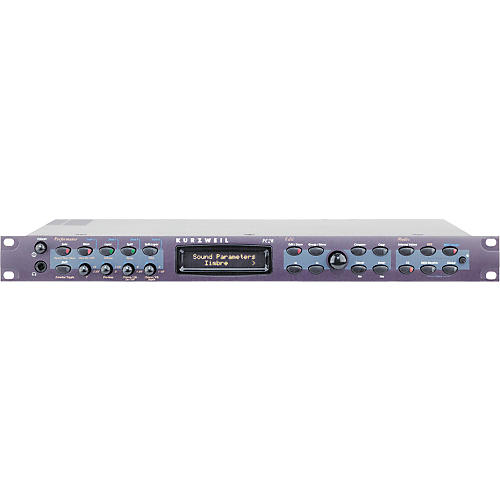 Kurzweil PC2R Sound Module With Orchestra-thumbnail