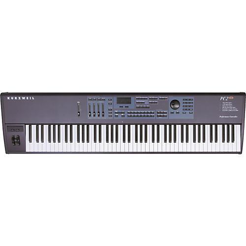 Kurzweil PC2X 88-Key Performance Keyboard Controller